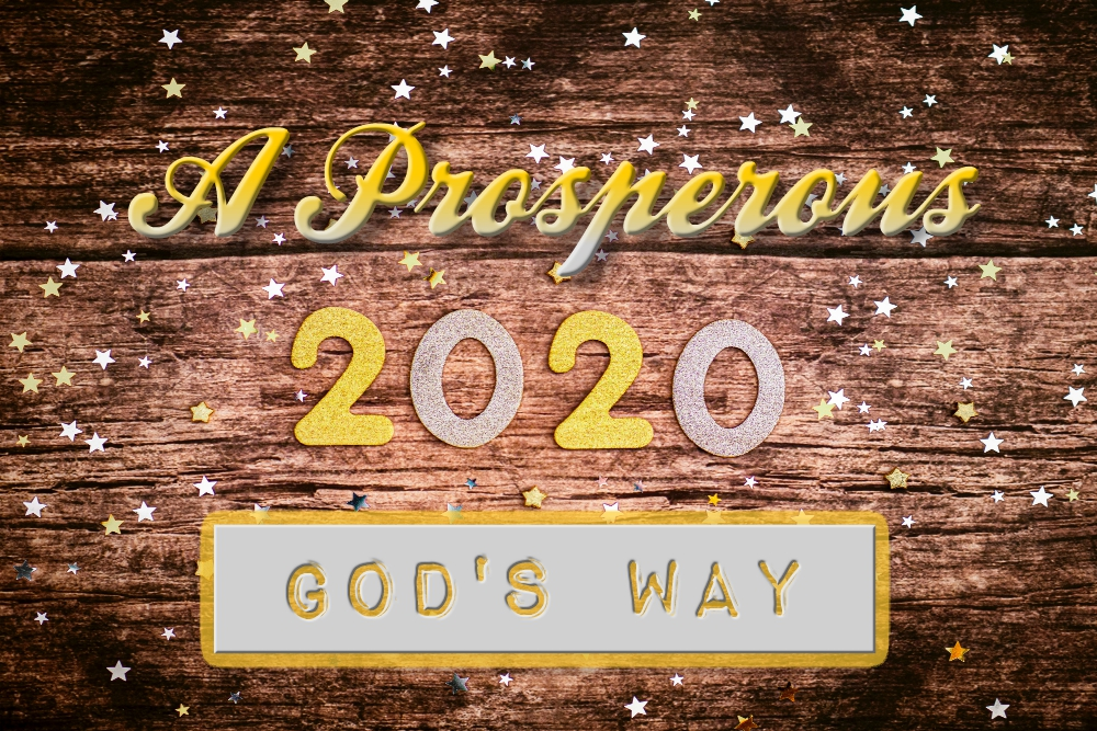 Happy, Healthy, and Prosperous – God's Way