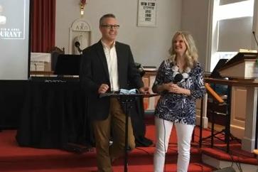 Pastors Chris & Christen Caton