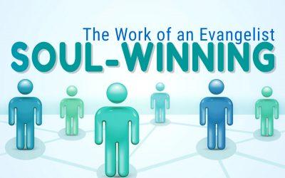 THE WORK OF AN EVANGELIST, 4-11-2021