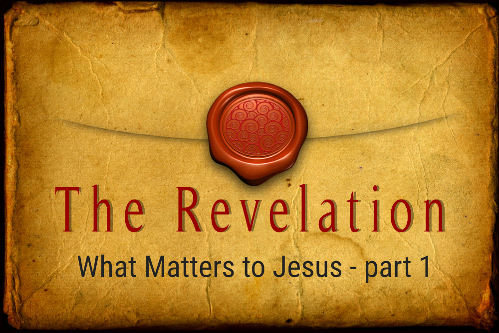 WHAT MATTERS TO JESUS – PART 1, 10-10-2021